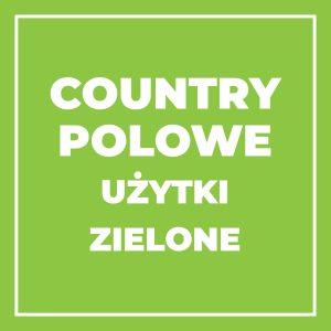 COUNTRY Polowe użytki zielone